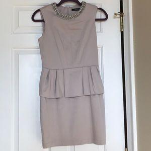 Ark & Co. beaded dress